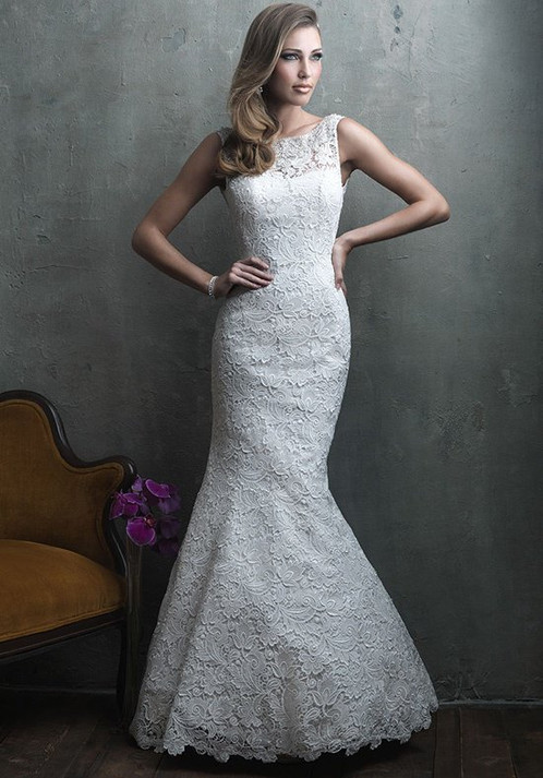 Allure Couture C302 | Discount bridal gowns/California/The Gown Loft