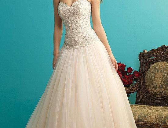 Allure Bridals 9256