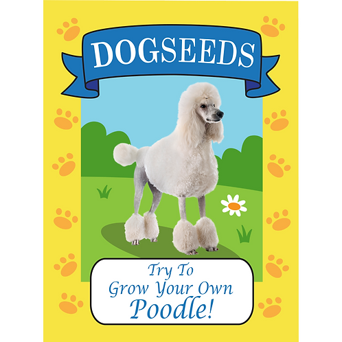 Poodle DOGSEEDS