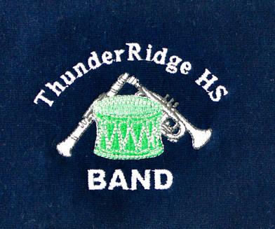 TR Band Logo
