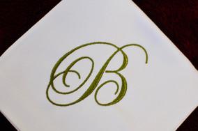 Monogram Napkin