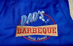 Dad's BBQ Apron