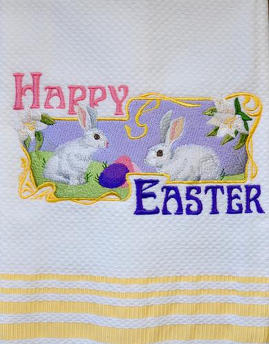 Easter Towel