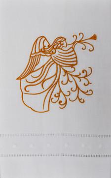 Angel Linen Towel