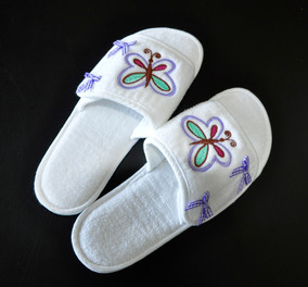 Butterfly Slippers