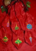 Ornament Napkins