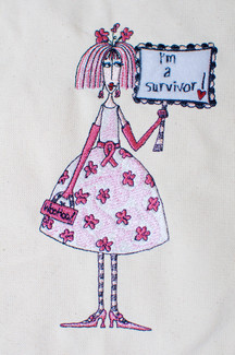 Cancer Survivor Lady