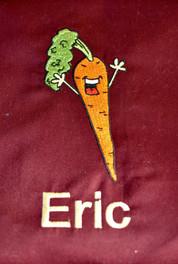Carrot Apron