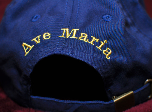 Ave Maria Hat Back