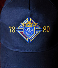 Knights Council Logo Hat