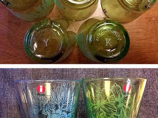 グラスのカスタマイズ