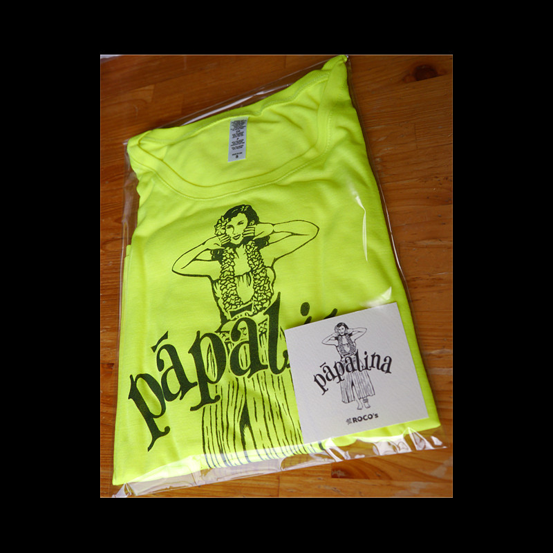 ROCO'sオリジナルPapalina-Tシャツ