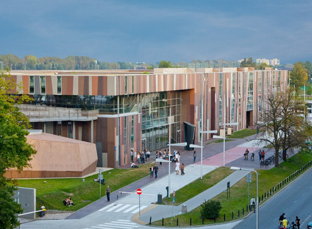Warsaw - Copernicus Science Center