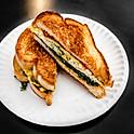 Egg Foo Young Sandwich