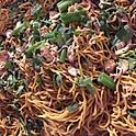 Lo Mein Noodles Tray