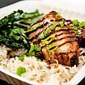 Boxed Meal : BBQ Pork Belly