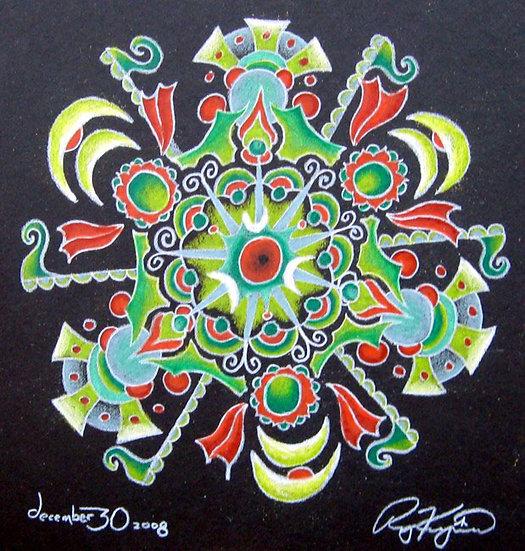 mandala series 12/30/08