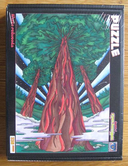 three redwoods puzzle
