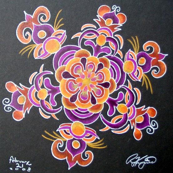 mandala series 2/21/08