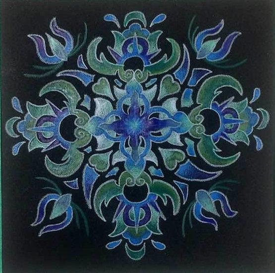 mandala series 11/18/19