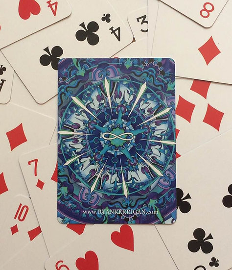 playing cards : infinity