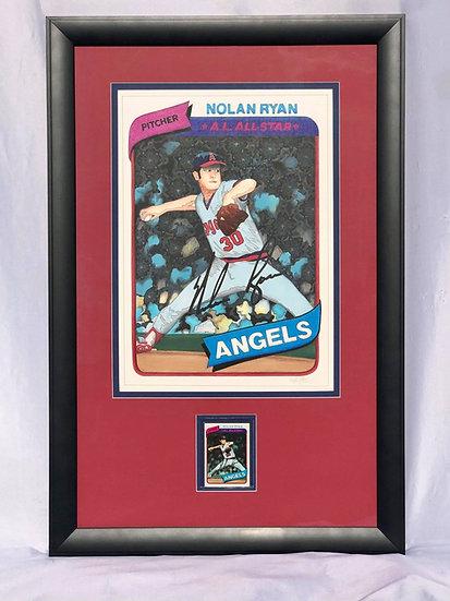A PACK OF CARDS: 1980 nolan ryan
