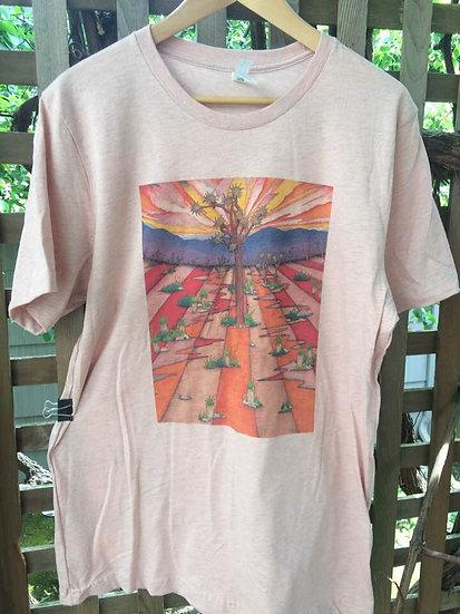 joshua tree desert keeper shirt