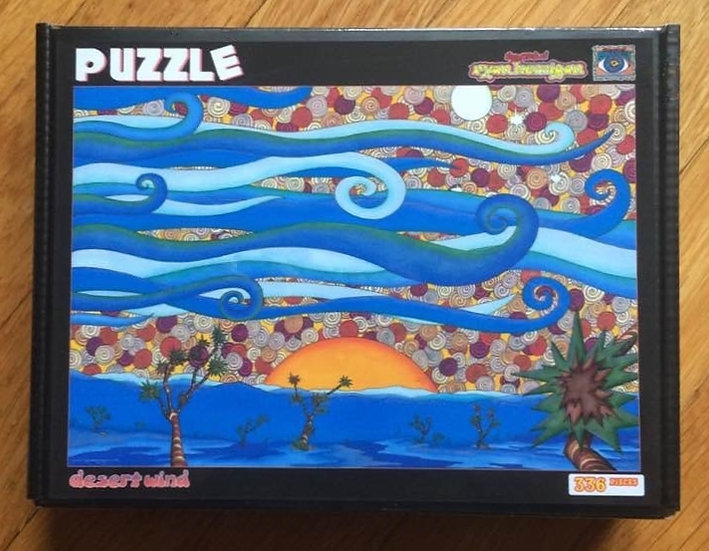 desert wind puzzle