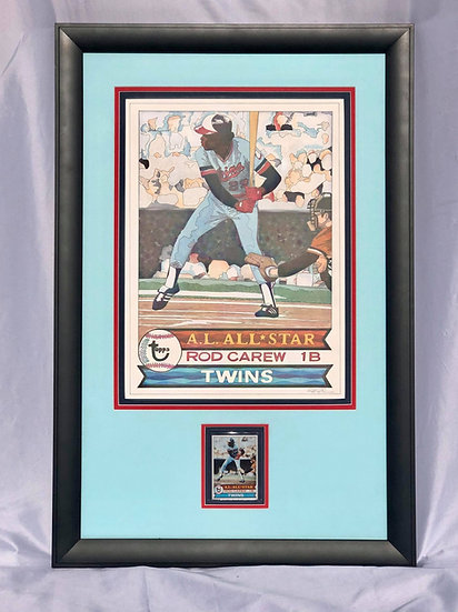 A PACK OF CARDS: 1979 rod carew
