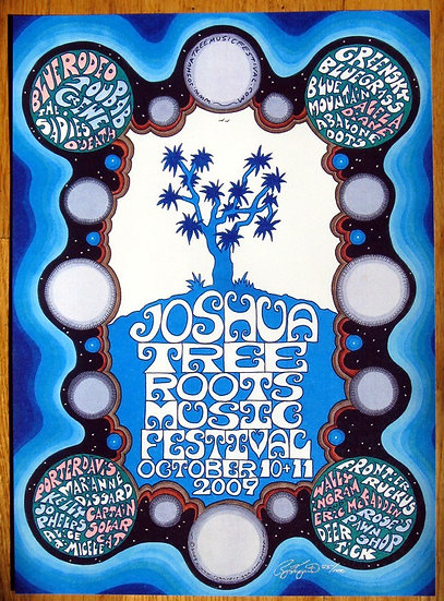 joshua tree music festival ~ october 2009