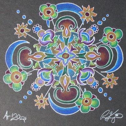 mandala series 4/20/07