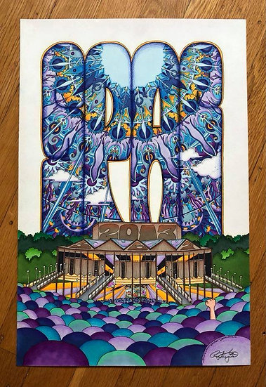 ORIGINAL ART: SPAC 2013