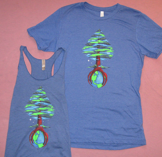 seedling shirts and tanks