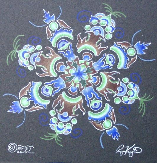 mandala series 10/30/07