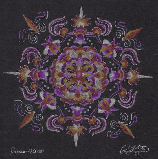 mandala series 12/20/11
