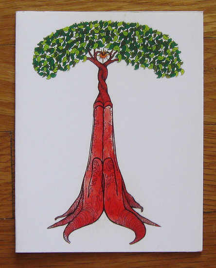 greeting card ~ prayer tree