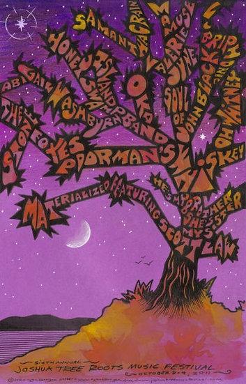 joshua tree music festival ~ october 2011