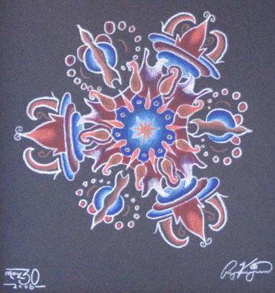 mandala series 5/30/06