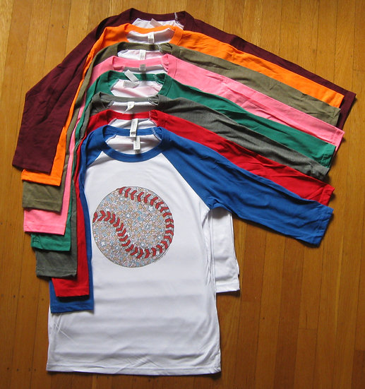 PLAY BALL shirts