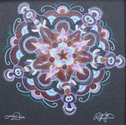 mandala series 10/2/06