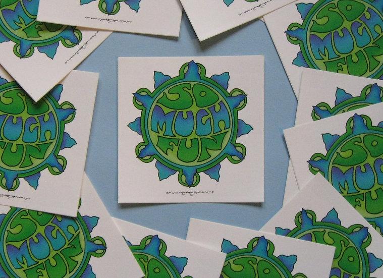 sp much fun sticker