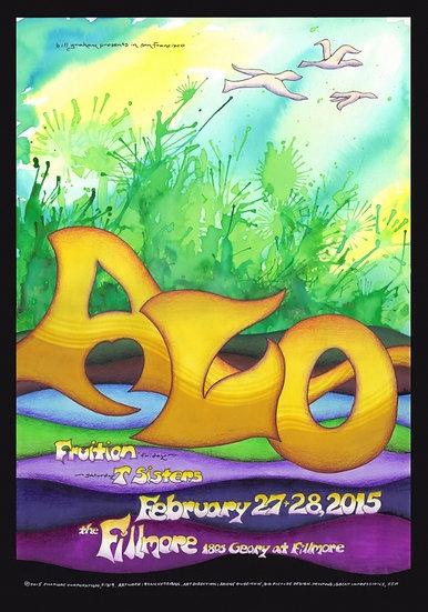 ALO fillmore poster #F1319