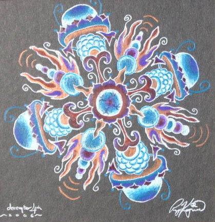mandala series 12/4/06