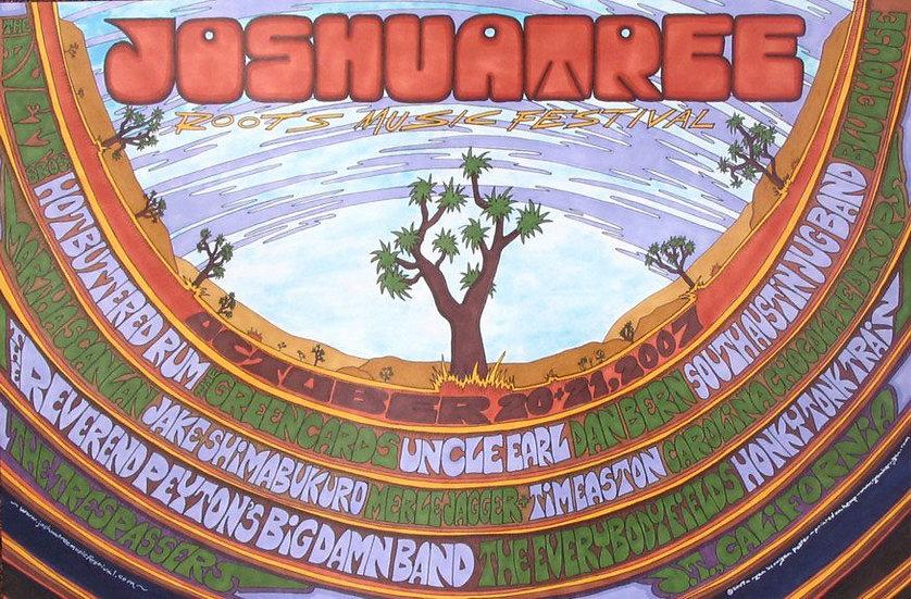 joshua tree music festival ~ october 2007