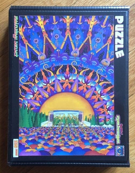 mainstage sunset puzzle
