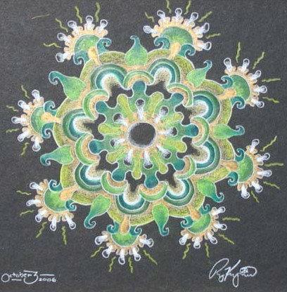 mandala series 10/3/06