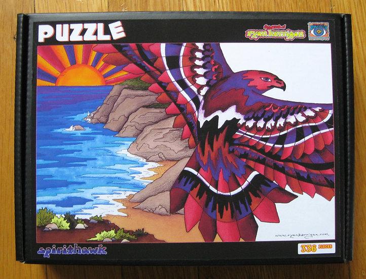 spirithawk puzzle