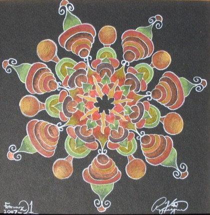 mandala series 2/21/07