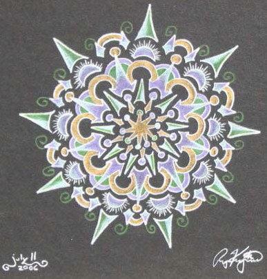 mandala series 7/11/06