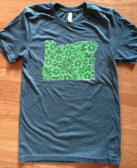 OREGON shirts and tanks